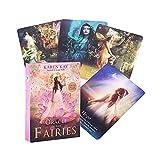 El Oracle de Las Tarjetas de Las Hadas,The Oracle of The Fairies Cards