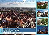 Paseo por la ciudad de Nördlingen