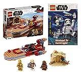 Lego Star Wars 75271 - Juego de palos de golf Luke Skywalkers (7 años)