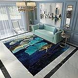 Alfombras Para Salon Arte minimalista moderno tinta abstracta...