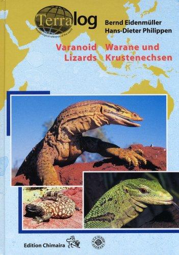 Warane und Krustenechsen: Varanoid Lizards