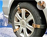 Best Tire Chains - Easy Emergency Car Snow Tire Chain - Fineget Review