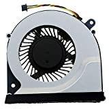 DREZUR 3-Pins CPU Cooling Fan Compatible for Toshiba Satellite C850 C855 C870 C875 L850 L870 L870D L875 L875D Series Laptop Cooler