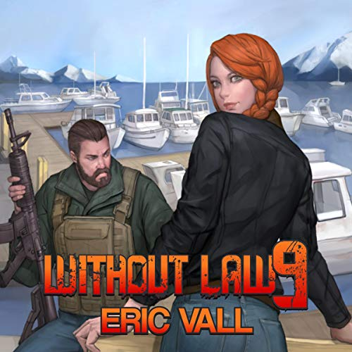 Without Law 9 audiobook cover art