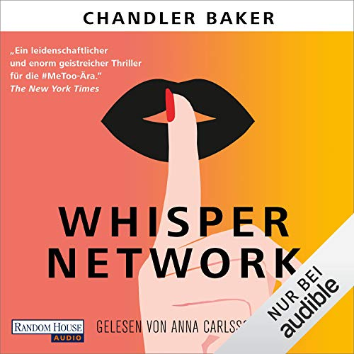 Whisper Network (German edition) cover art