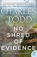 No Shred of Evidence: An Inspector Ian Rutledge Mystery (Inspector Ian Rutledge Mysteries, 11)