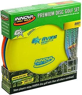 Innova GStar Material Stack Box Set of 3 Disc Golf Discs