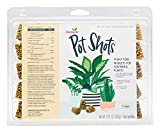 Osmocote PotShots: Premeasured Outdoor and Indoor House Plant Food, Slow Release to Feed for up to 6 Months, 25 Nuggets
