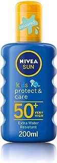 Nivea Sun Zonnespray SPF 50+. 200ml n/a