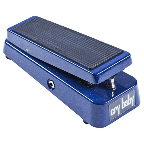 Dunlop Cry Baby Original Wah-Pedal Limited Blue