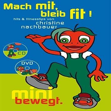 """Christine Nachbauer präsentiert: """"Die gesündeste CD der Welt"""" - Mini Bewegt"""