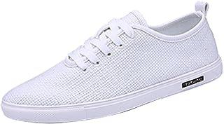 YaNanHome Chaussures Bateau Chaussures Homme Été Nouveau Style Chaussures en Toile Style coréen Tendance Chaussures pour H...