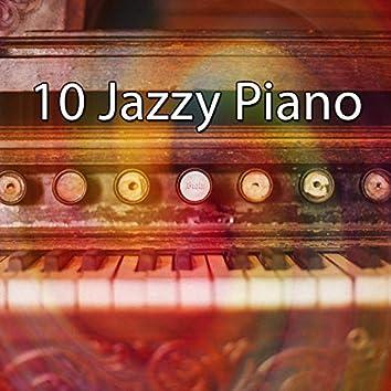 10 Jazzy Piano