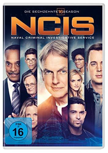 NCIS - Season 16 [6 DVDs]
