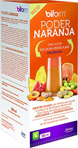 Biform Poder Naranja - 500 ml