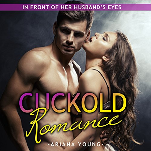 In Front of Her Husband's Eyes audiobook cover art