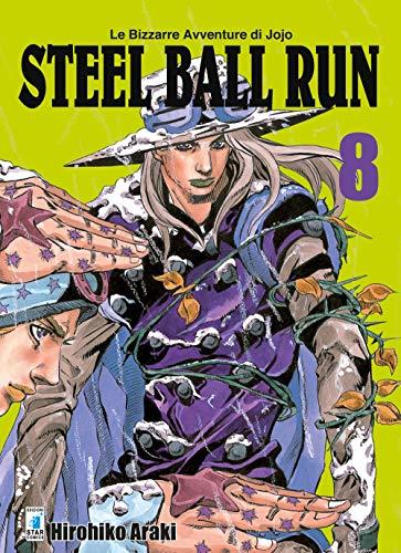 Steel ball run. Le bizzarre avventure di Jojo (Vol. 8)