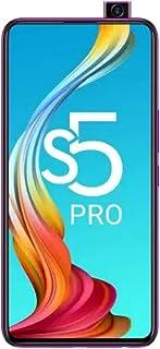 Infinix S5 pro X660B Dual Sim - 64GB, 4GB Ram, Violet
