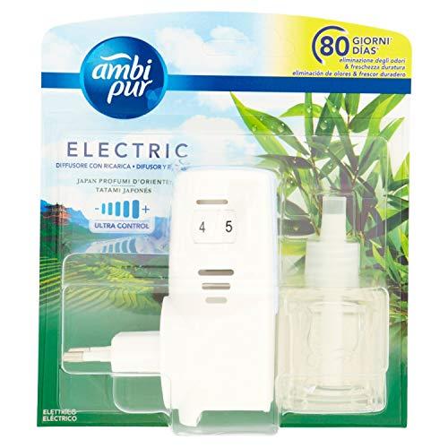 Ambientador eléctrico marca Ambi Pur Tatami
