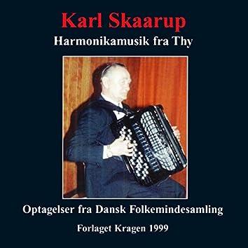 Harmonikamusik fra Thy