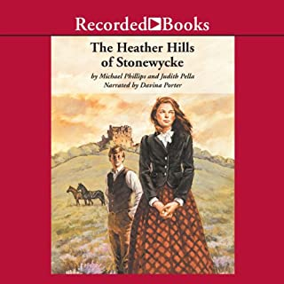 Heather Hills of Stonewyke audiobook cover art