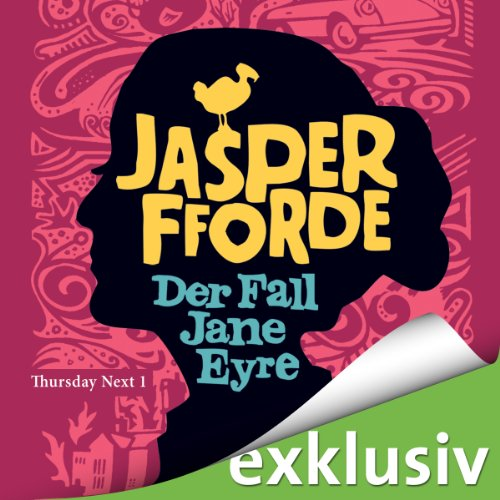 Der Fall Jane Eyre (Thursday Next 1) cover art