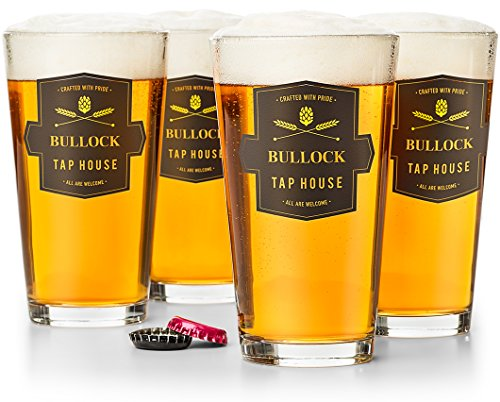 personalized beer glasses - 5