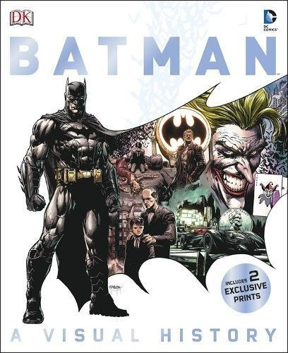 [(Batman a Visual History)] [ By (author) Matthew K. Manning ] [October, 2014]