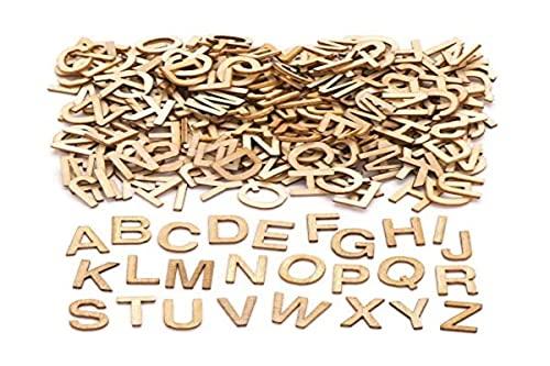 Baker Ross Mini-Großbuchstaben Bild