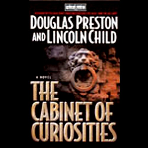 The Cabinet of Curiosities                   By:                                                                                                                                 Douglas Preston,                                                                                        Lincoln Child                               Narrated by:                                                                                                                                 Rene Auberjonois                      Length: 6 hrs and 45 mins     1,555 ratings     Overall 4.1