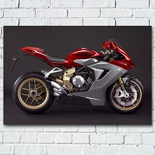 keletop Músculo de la Motocicleta_Puzzle Adulto 1000 Piezas_Juegos Casuales Divertidos Juguetes de Regalo adecuados para Amigos y Familiares_50x75cm