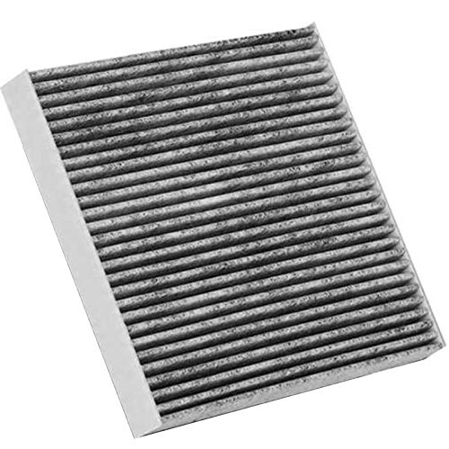 Nrpfell Filtro de Aire de la Cabina para Incluye CarbóN Activado WS134 Reemplace 80292-SDA-A01