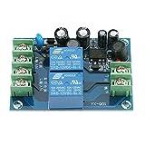 CA 85-240V 10A Módulo de Controlador de Conmutación de Batería de Respaldo Automática de Fuente de Alimentación Doble de Energía de Emergencia(YX-Q01)
