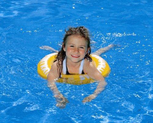 Freds Swimtrainer Gelb für Kinden von 4-8 Jahre