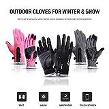Zoom IMG-2 lixada guanti sportivi invernali tenere