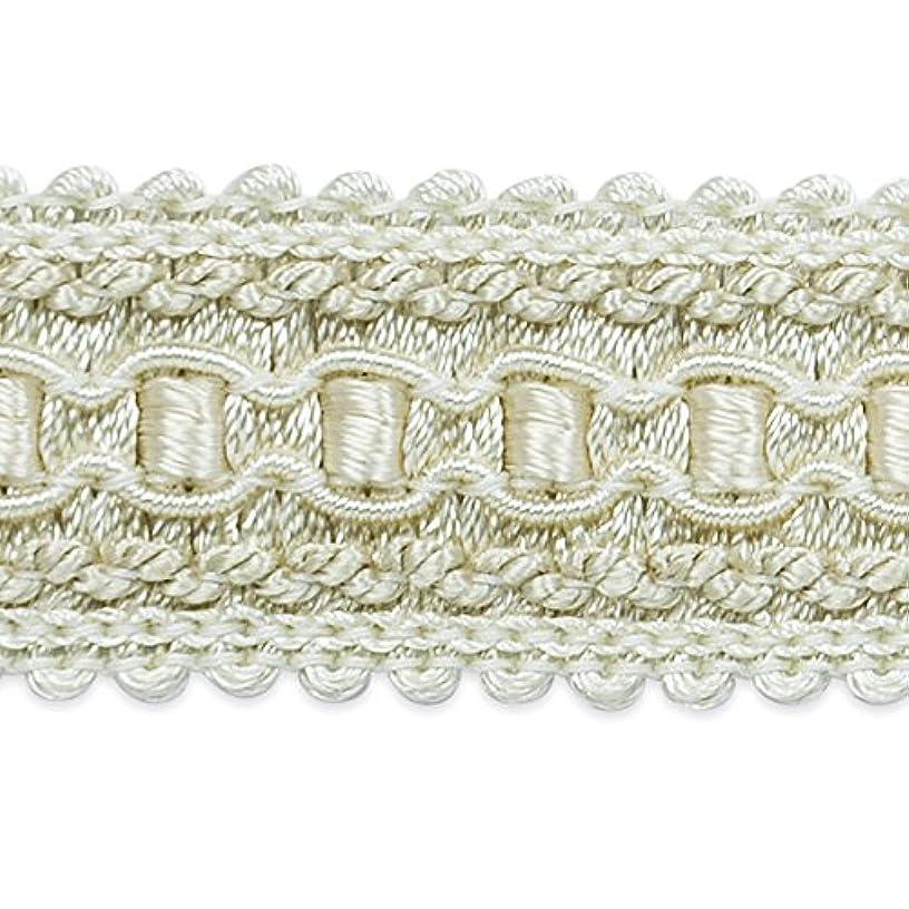 Expo International IR6113IV-20 Cord Trim, Ivory