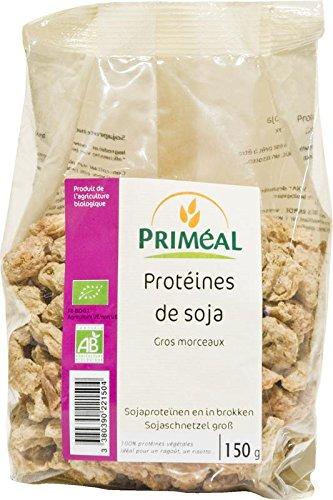 Protéines de soja gros