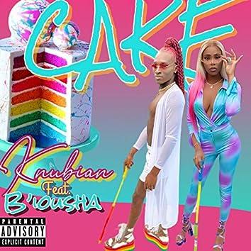 Cake (feat. B'iousha)