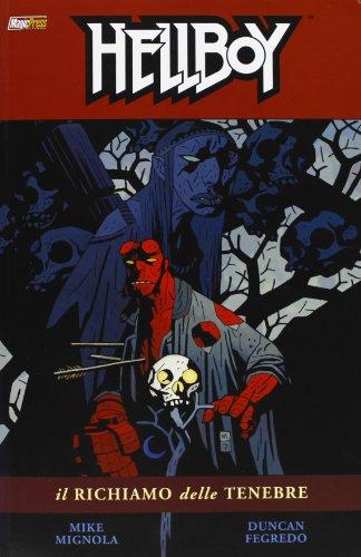 Il richiamo delle tenebre. Hellboy: 8
