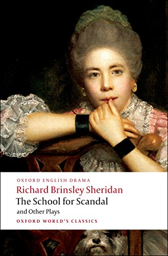 The School for Scandal and Other Plays (Oxford World's Classics)