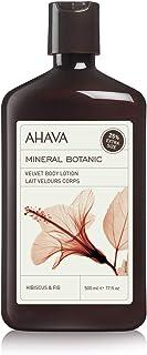 AHAVA Dead Mineral Botanic Velvet Cream Body Wash