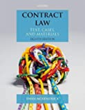 Contract Law - Text, Cases, and Materials