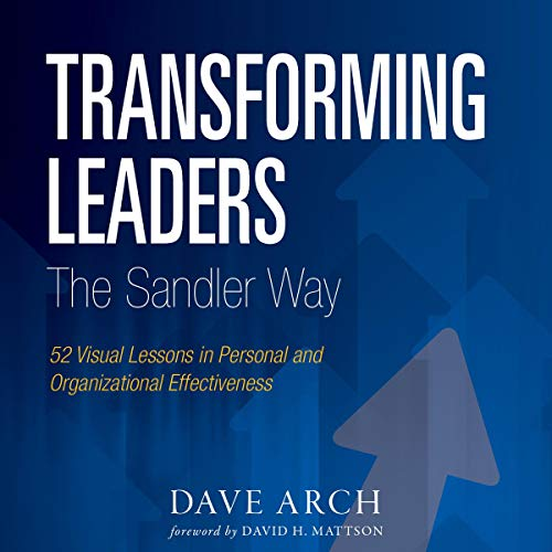 Transforming Leaders the Sandler Way cover art