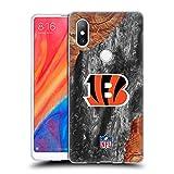 Head Case Designs sous Licence Officielle NFL Empreinte de résine et de Bois Cincinnati Bengals Art...