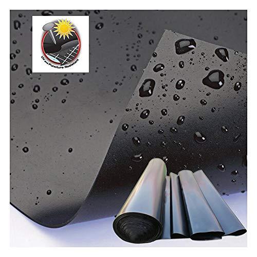 GDMING Forro para Estanque, 0.6mm Espesar Resistente A Perforaciones Pieles De Estanque Proteccion Solar Impermeable Lona De PVC, por Apto para Peces Y Plantas, Personalizable