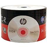 Hewlett Packard DM00070B 4.7GB 16x Dvd-R, 50-Pack