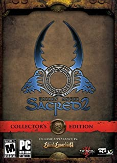 Sacred 2 Fallen Angel Collectors Edition - PC