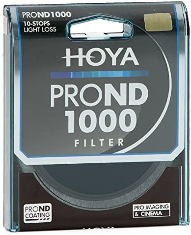 Hoya Ypnd100052 Pro Nd Filter Neutral Density 1000 52mm