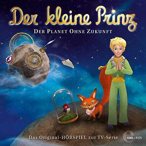 Der Planet ohne Zukunft. Das Original-Hörspiel zur TV-Serie Titelbild