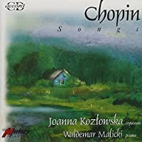 Polish Songs by FREDERIC CHOPIN (2000-09-19)